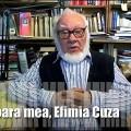 Autofilmare 66 : Verișoara mea, Efimia Cuza